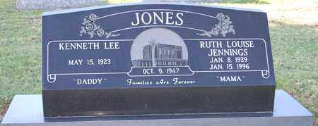 JENNINGS JONES, RUTH LOUISE - Maricopa County, Arizona | RUTH LOUISE JENNINGS JONES - Arizona Gravestone Photos