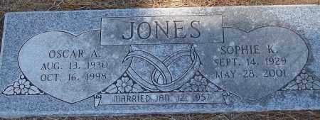 JONES, SOPHIE - Maricopa County, Arizona   SOPHIE JONES - Arizona Gravestone Photos