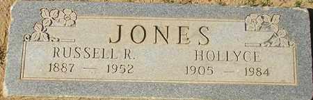 JONES, HOLLYCE - Maricopa County, Arizona   HOLLYCE JONES - Arizona Gravestone Photos