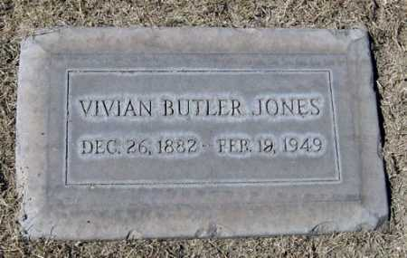 BUTLER JONES, VIVIAN - Maricopa County, Arizona   VIVIAN BUTLER JONES - Arizona Gravestone Photos