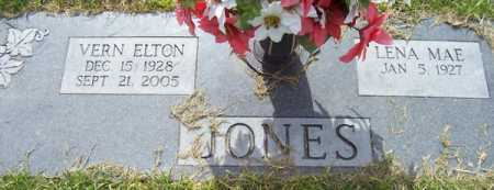 JONES, VERN ELTON - Maricopa County, Arizona | VERN ELTON JONES - Arizona Gravestone Photos