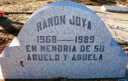 JOYA, RAMON - Maricopa County, Arizona | RAMON JOYA - Arizona Gravestone Photos