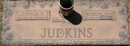 JUDKINS, DONALD E. - Maricopa County, Arizona | DONALD E. JUDKINS - Arizona Gravestone Photos