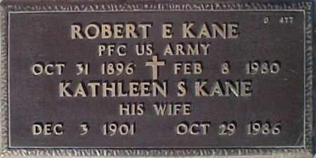 KANE, KATHLEEN S. - Maricopa County, Arizona | KATHLEEN S. KANE - Arizona Gravestone Photos