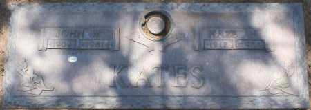 KATES, HAZEL H. - Maricopa County, Arizona | HAZEL H. KATES - Arizona Gravestone Photos