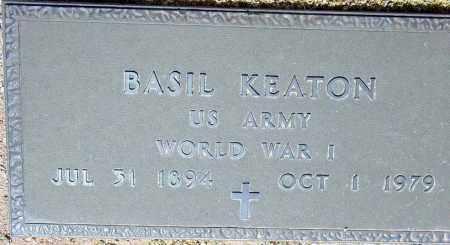 KEATON, BASIL - Maricopa County, Arizona | BASIL KEATON - Arizona Gravestone Photos