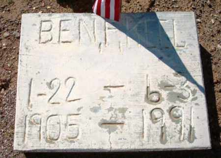 KEEL, BENJAMIN FRANKLIN - Maricopa County, Arizona | BENJAMIN FRANKLIN KEEL - Arizona Gravestone Photos