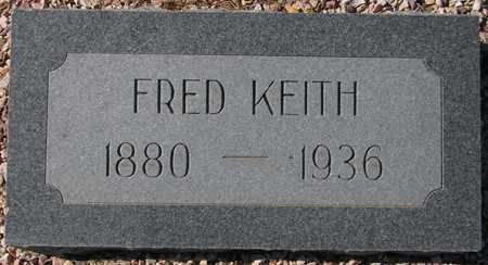 KEITH, FRED - Maricopa County, Arizona   FRED KEITH - Arizona Gravestone Photos