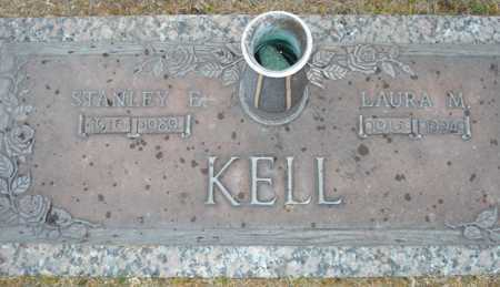 KELL, LAURA M. - Maricopa County, Arizona   LAURA M. KELL - Arizona Gravestone Photos