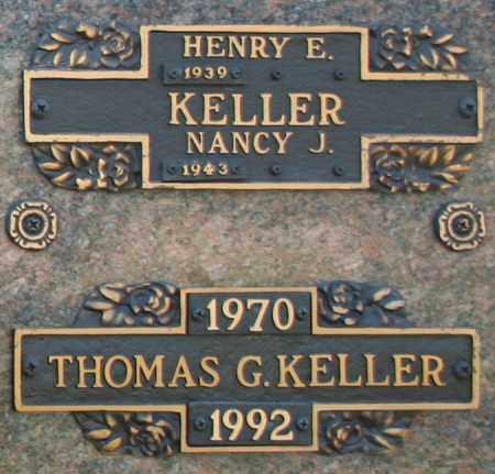 KELLER, HENRY E - Maricopa County, Arizona | HENRY E KELLER - Arizona Gravestone Photos