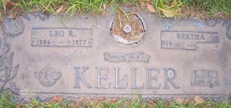 KELLER, BERTHA - Maricopa County, Arizona | BERTHA KELLER - Arizona Gravestone Photos