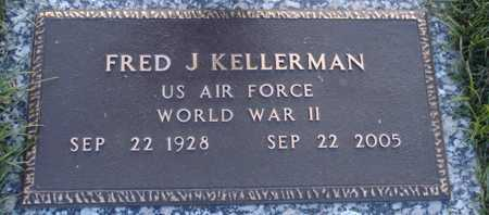 KELLERMAN, FRED J - Maricopa County, Arizona | FRED J KELLERMAN - Arizona Gravestone Photos