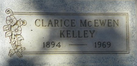 KELLEY, CLARICE - Maricopa County, Arizona | CLARICE KELLEY - Arizona Gravestone Photos