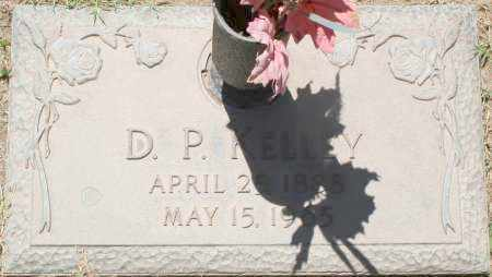 KELLEY, D. P. - Maricopa County, Arizona | D. P. KELLEY - Arizona Gravestone Photos