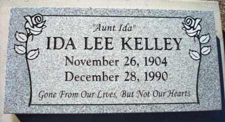 KELLEY, IDA LEE - Maricopa County, Arizona   IDA LEE KELLEY - Arizona Gravestone Photos
