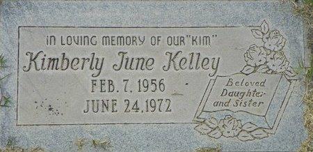 KELLEY, KIMBERLY JUNE - Maricopa County, Arizona | KIMBERLY JUNE KELLEY - Arizona Gravestone Photos
