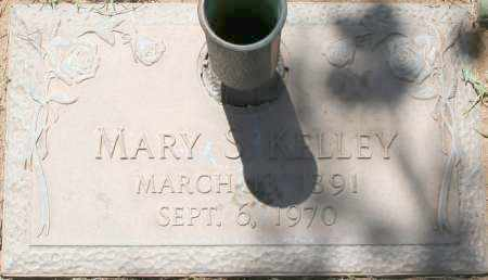 KELLEY, MARY S. - Maricopa County, Arizona | MARY S. KELLEY - Arizona Gravestone Photos