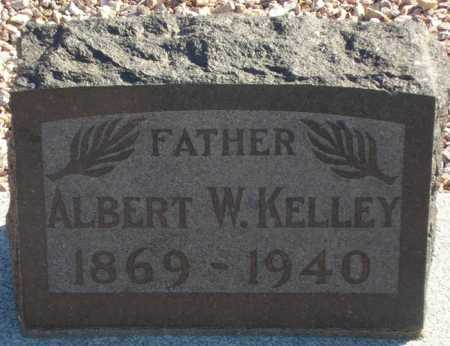 KELLY, ALBERT W. - Maricopa County, Arizona | ALBERT W. KELLY - Arizona Gravestone Photos