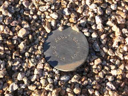 KELLY, BABY BOY - Maricopa County, Arizona | BABY BOY KELLY - Arizona Gravestone Photos