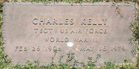 KELLY, CHARLES - Maricopa County, Arizona | CHARLES KELLY - Arizona Gravestone Photos