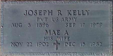 KELLY, JOSEPH R. - Maricopa County, Arizona | JOSEPH R. KELLY - Arizona Gravestone Photos