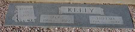 KELLY, THELMA - Maricopa County, Arizona   THELMA KELLY - Arizona Gravestone Photos