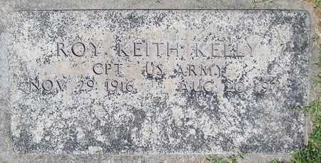 KELLY, ROY KEITH - Maricopa County, Arizona | ROY KEITH KELLY - Arizona Gravestone Photos