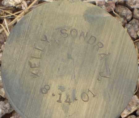 KELLY, SONDRA J. - Maricopa County, Arizona | SONDRA J. KELLY - Arizona Gravestone Photos