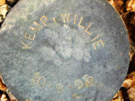 KEMP, WILLIE - Maricopa County, Arizona | WILLIE KEMP - Arizona Gravestone Photos