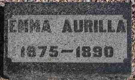KENDALL, EMMA AURILLA - Maricopa County, Arizona | EMMA AURILLA KENDALL - Arizona Gravestone Photos
