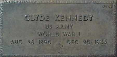 KENNEDY, CLYDE - Maricopa County, Arizona | CLYDE KENNEDY - Arizona Gravestone Photos