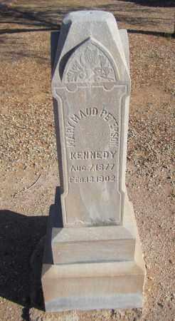 PETERSON KENNEDY, MARY MAUD - Maricopa County, Arizona | MARY MAUD PETERSON KENNEDY - Arizona Gravestone Photos
