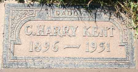 KENT, C. HARRY - Maricopa County, Arizona | C. HARRY KENT - Arizona Gravestone Photos
