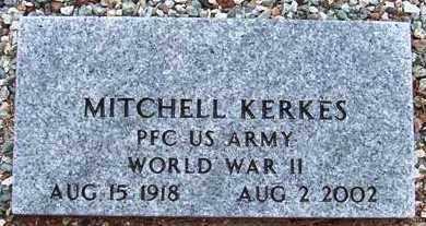 KERKES, MITCHELL (MIEV) - Maricopa County, Arizona   MITCHELL (MIEV) KERKES - Arizona Gravestone Photos
