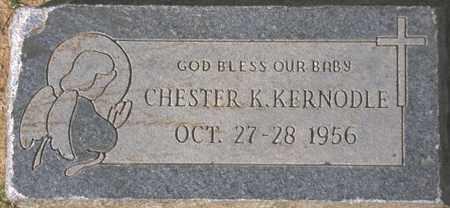 KERNODLE, CHESTER K. - Maricopa County, Arizona | CHESTER K. KERNODLE - Arizona Gravestone Photos