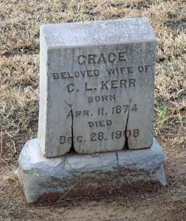 KERR, GRACE - Maricopa County, Arizona | GRACE KERR - Arizona Gravestone Photos