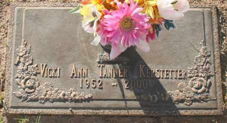 KERSTETTER, VICKI ANN - Maricopa County, Arizona   VICKI ANN KERSTETTER - Arizona Gravestone Photos