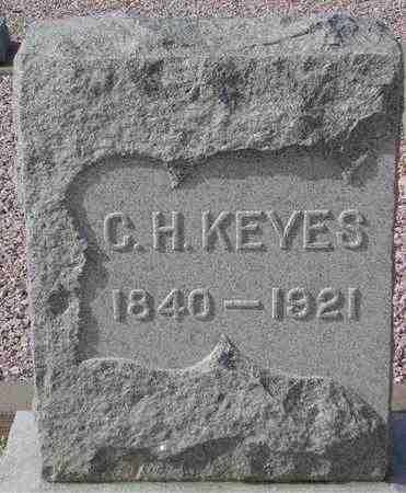 KEYES, C. H. - Maricopa County, Arizona | C. H. KEYES - Arizona Gravestone Photos