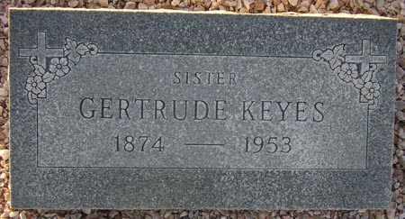 KEYES, GERTRUDE (NEW MARKER) - Maricopa County, Arizona | GERTRUDE (NEW MARKER) KEYES - Arizona Gravestone Photos