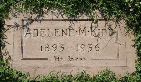 KIDD, ADELENE M - Maricopa County, Arizona | ADELENE M KIDD - Arizona Gravestone Photos
