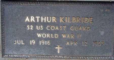 KILBRIDE, ARTHUR - Maricopa County, Arizona | ARTHUR KILBRIDE - Arizona Gravestone Photos