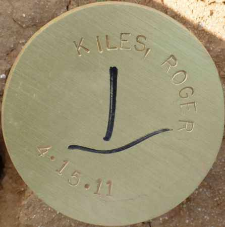KILES, ROGER - Maricopa County, Arizona | ROGER KILES - Arizona Gravestone Photos