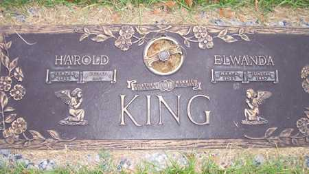 KING, ELWANDA - Maricopa County, Arizona | ELWANDA KING - Arizona Gravestone Photos