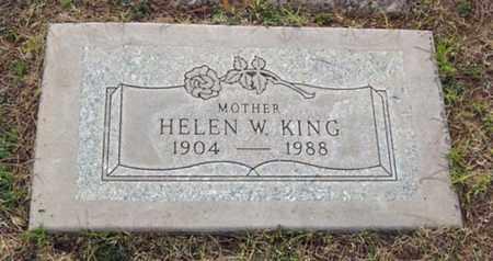 KING, HELEN - Maricopa County, Arizona | HELEN KING - Arizona Gravestone Photos