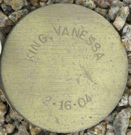 KING, VANESSA - Maricopa County, Arizona   VANESSA KING - Arizona Gravestone Photos