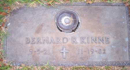 KINNE, BERNARD R. - Maricopa County, Arizona | BERNARD R. KINNE - Arizona Gravestone Photos
