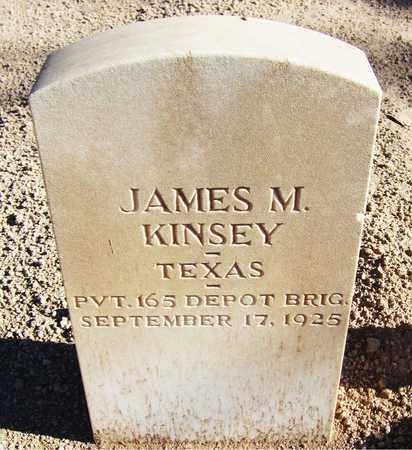 KINSEY, JAMES M. - Maricopa County, Arizona | JAMES M. KINSEY - Arizona Gravestone Photos
