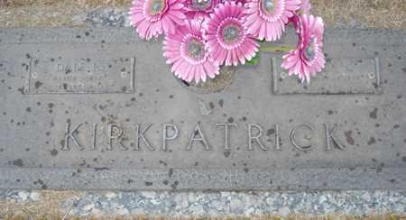 KIRKPATRICK, DALE R. - Maricopa County, Arizona | DALE R. KIRKPATRICK - Arizona Gravestone Photos