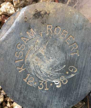 KISSAM, ROBERT G. - Maricopa County, Arizona | ROBERT G. KISSAM - Arizona Gravestone Photos