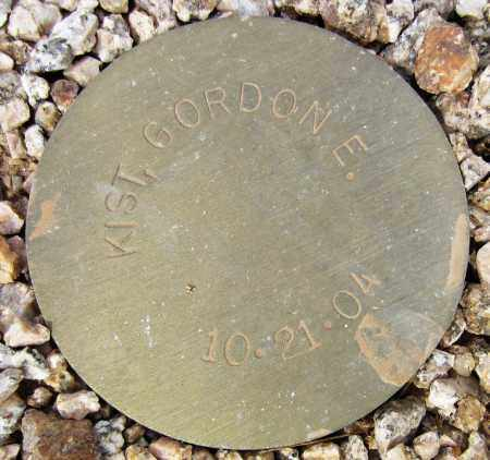 KIST, GORDON E. - Maricopa County, Arizona | GORDON E. KIST - Arizona Gravestone Photos